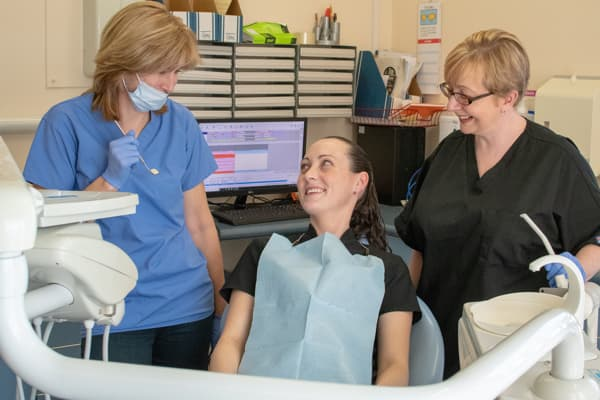 Cumbernauld dentist practice